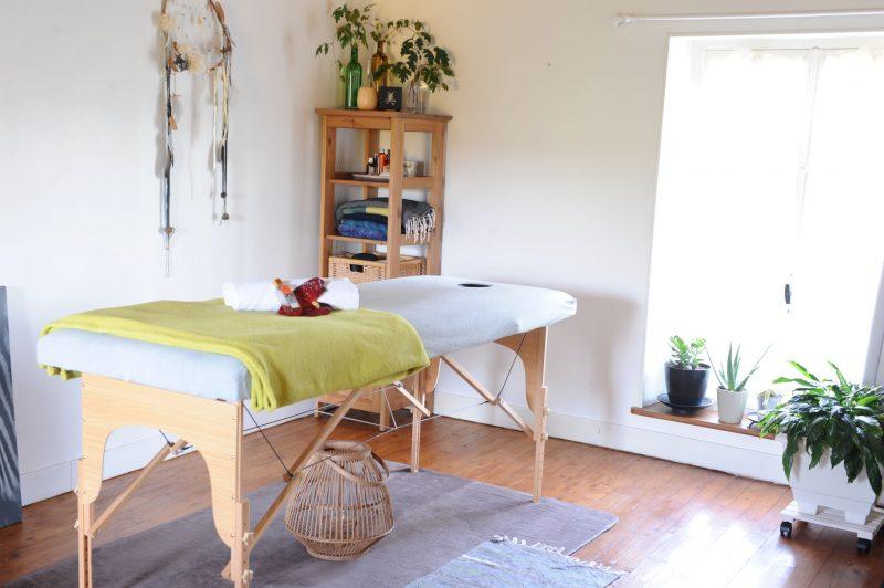 Offrez-vous une pause avec les massages bien-être et les soins énergétiques