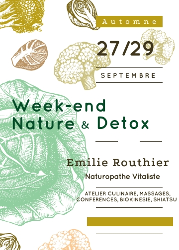 Week-end Nature et Detox